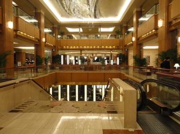 水天宮のロイヤルパークホテル